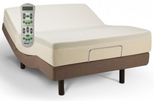 tempurpedic tempur-ergo premier adjustable bed