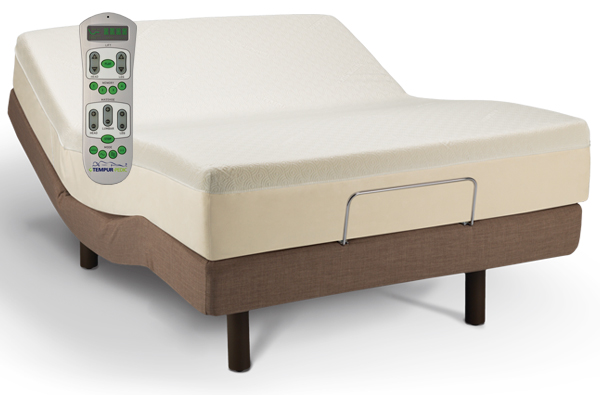4 tempurpedic tempur ergo premier system tempurpedic tempur ergo premier adjustable bed - Adjustable Bed Frame Reviews