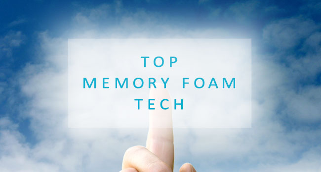 Top Memory Foam Mattress Technologies Reviewed