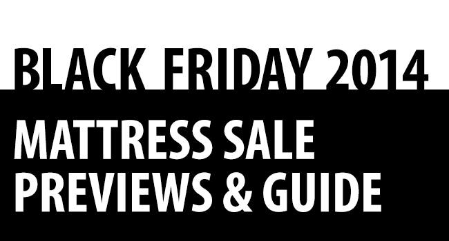 2014 Black Friday Mattress Sale Previews and Guide