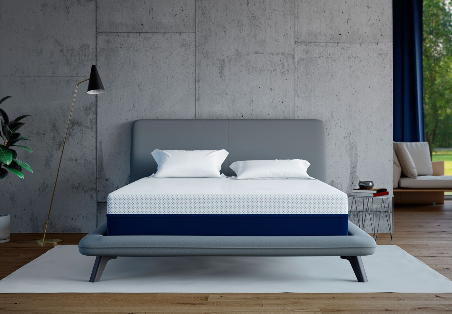 Amerisleep's AS3 Bed is perfect for side and back sleepers.
