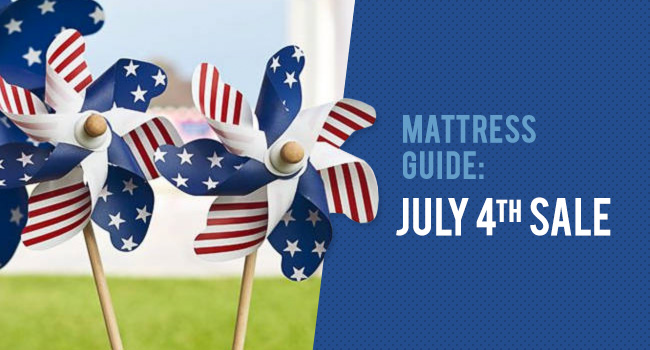 2017 Guide to July 4th Mattress Sales